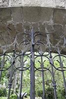 Metal gate protection photo