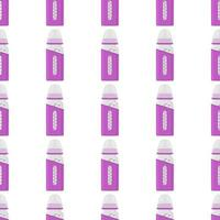 kit de leche para bebés en biberón transparente con chupete de goma vector
