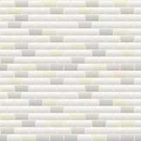 vector illustration. seamless background. white brick wall.