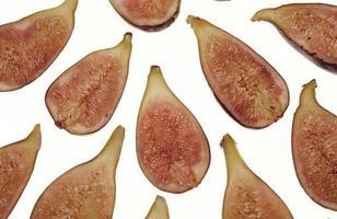 higos frescos llenos de nutrición foto