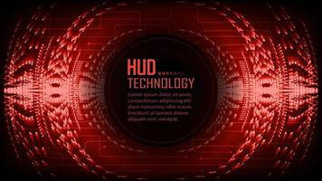 cyber text circuit future technology concept background vector