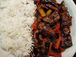 curry asiático tradicional foto