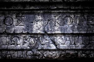Historical Symbols Signs Alphabets of Ancient Egypt photo