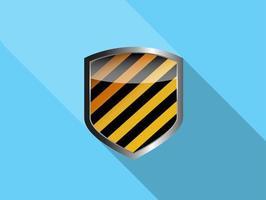 Protect Shield Icon Vector Illustration