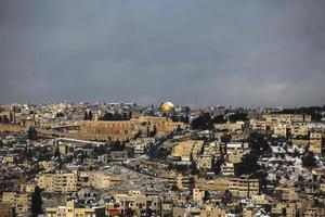 paisajes asombrosos de israel, vistas de la tierra santa foto
