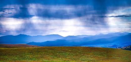 naturaleza y escenas alrededor del bosque nacional flathead montana foto