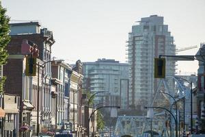 victoria, columbia británica, canadá, paisaje, en, junio foto