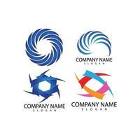 vortex logo vector