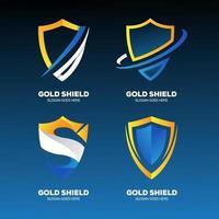 Shield Logo Collection vector