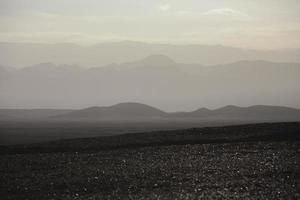 paisajes asombrosos del sinaí egipto foto