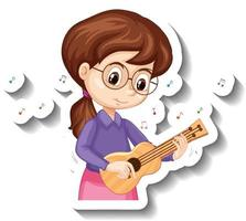 Ukulele Vector Art Icons And Graphics For Free Download