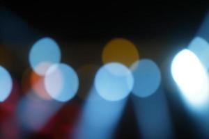 departamento de luces de la gripe, centro de entretenimiento, luces foto
