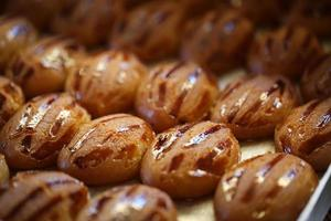 Sekerpare, Turkish Cuisine, Sweets, Bakery and Bakery photo