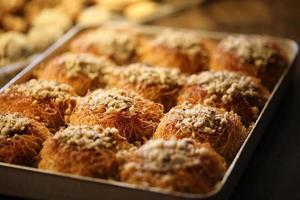 Walnut Top Flour, Bakery Products, Bakery and Bakery photo
