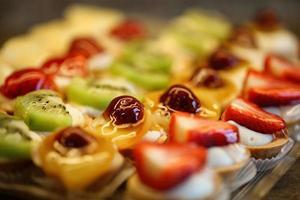 especial afrutado pequeño, panadería, pastelería y horno foto