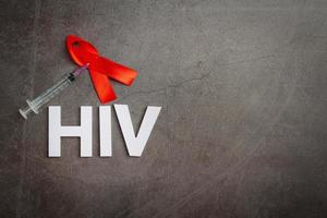 World sexual health or Aids day photo