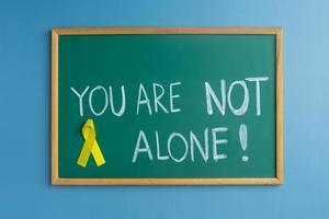 dia mundial de la prevencion del suicidio foto