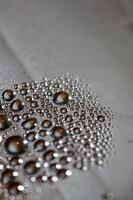 Water drops macro background modern high quality prints photo