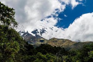 monte taranaki parque nacional edgemont nueva zelanda foto