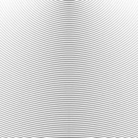 Abstract warped Diagonal Striped Background. Curved twisted slanting, vector