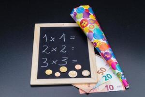 costos de la escuela foto