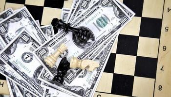 Money Cash Business Finance and Chess photo