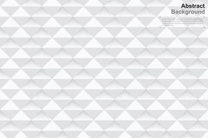 Fondo de geometría 3d en estilo de arte de papel. vector