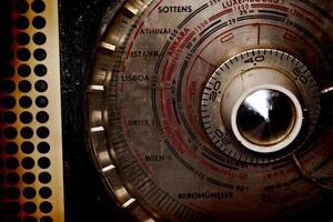 Retro Vintage Old Radio Nostalgia Object photo