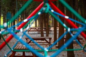 Outdoor Children Playground for Fun photo
