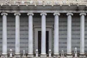 modelo de arte de edificio histórico foto