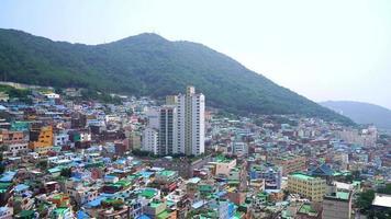 Gamcheon Culture Village in Busan, South Korea video
