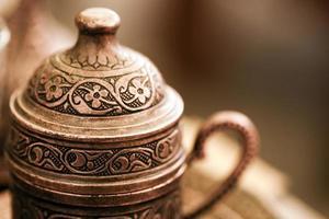 olla antigua anicent objetos de arte histórico foto
