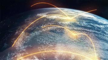 rede global da terra video