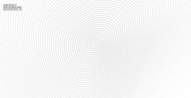 Abstract circle background. Gradient retro line pattern sound wave vector
