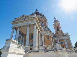 Basilica di Superga, Turin, Italy photo