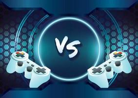 game abstract art background vector