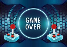 game abstract Game zone game icon background vector