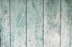 fondo de madera azul antiguo natural foto
