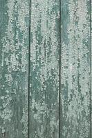 Natural old blue wood background photo