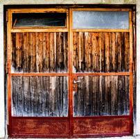 2021 05 15 Cortina iron and wood door photo