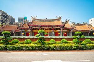 Xingtian temple located at Taipei, Taiwan photo