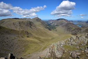 The whole length of the Ennerdale valley photo
