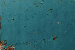 Grunge metallic steel wall from old factory photo