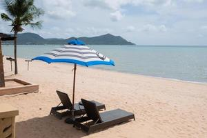 beach umbrella, relax time, holiday with family photo