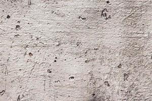 Textura del antiguo muro de hormigón gris foto
