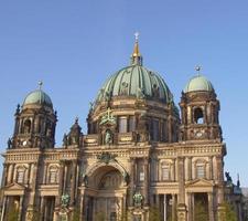 Berliner Dom in Berlin photo