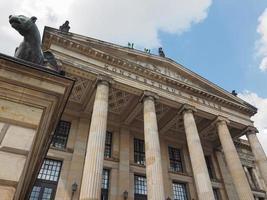 Konzerthaus Berlin en Berlín. foto