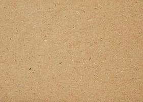 Corrugated cardboard texture photo