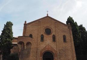 Santo Stefano church in Bologna photo