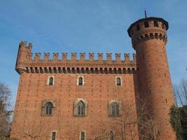 Medieval Castle in Turin photo